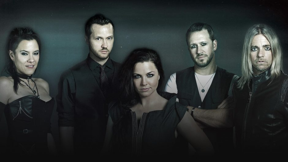 Evanescence promete novidade para segunda-feira (14)