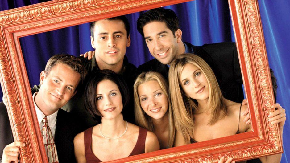 'Friends' ganhará livro oficial sobre os bastidores da série