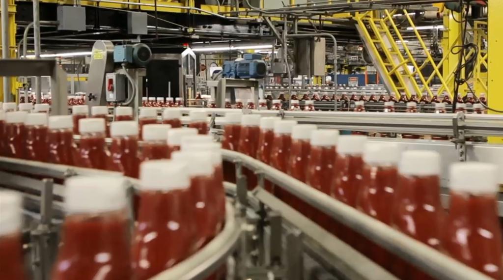 Fábrica da Kraft Heinz em Nerópolis abre vagas de trabalho