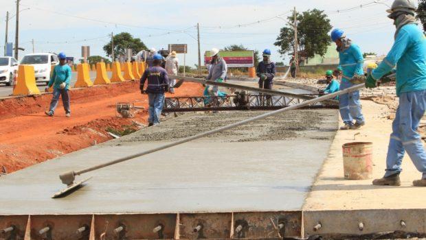 Paralisação da obra do BRT é tema de audiência pública na Câmara de Goiânia
