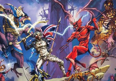 """Iron Maiden vai lançar HQ """"Legacy of the Beast"""""""