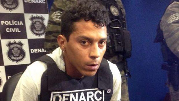 Maior traficante de Goiás é trazido de volta para Goiânia