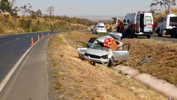 Pastor evangélico morre em acidente na BR-153