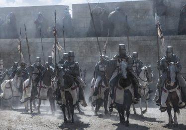 Veja os templários em ação no trailer de Knightfall