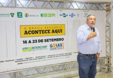 Projeto 'O Brasil Pecuário acontece aqui' é lançado em Goiânia