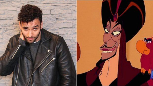 Marwan Kenzari será Jafar na versão live-action de 'Aladdin'