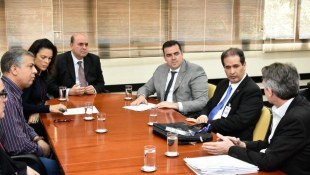 Ministério Público quer acelerar projeto de construção da nova sede em Aparecida