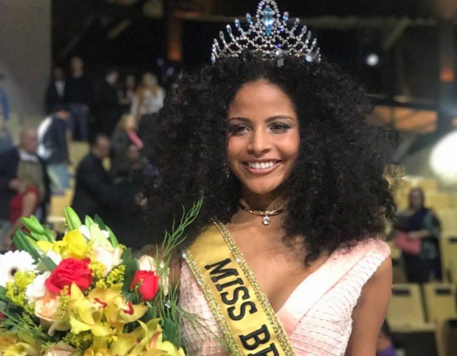 Nova Miss Brasil eleita é do Piauí e tem 18 anos
