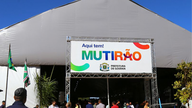 Mutirão da Prefeitura chega à região do Jardim Itaipu
