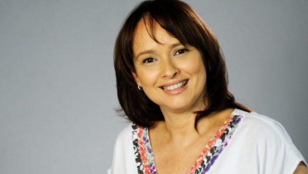 Myrian Rios volta a atuar em novela após 16 anos