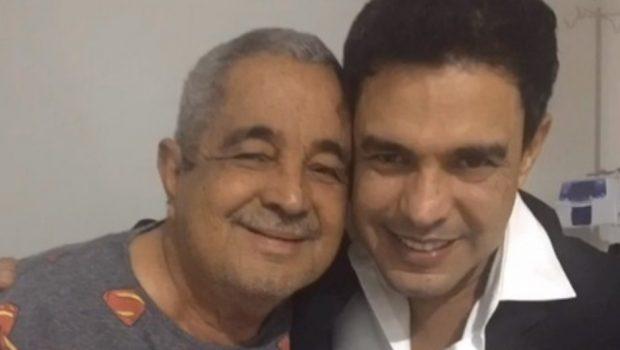 Pai de Zezé di Camargo e Luciano tem alta em Goiânia após quadro de enfisema pulmonar