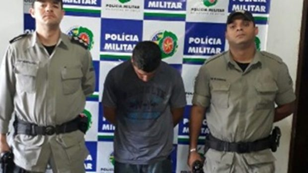 Homem é preso em Hidrolândia por sequestrar a filha de um ano e meio