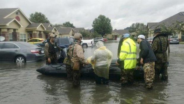 Harvey já é o desastre natural mais caro da história dos Estados Unidos