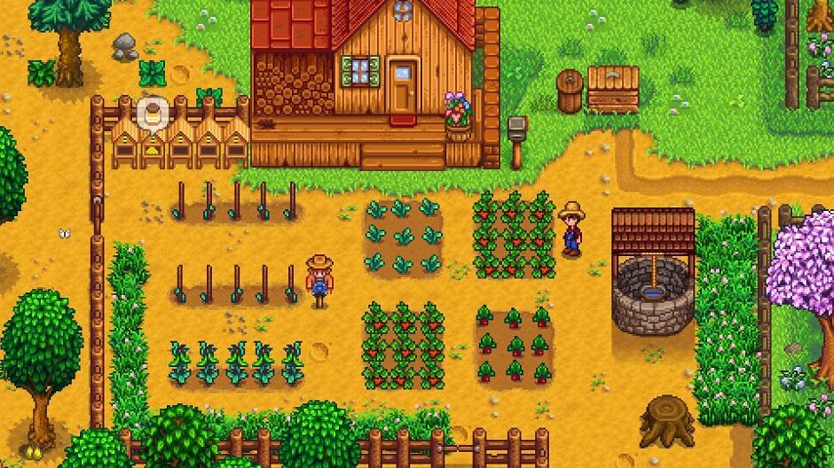 Stardew Valley vai ganhar multiplayer até o final do ano