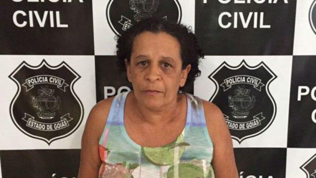 Idosa é presa em flagrante por tráfico de drogas em Goiatuba