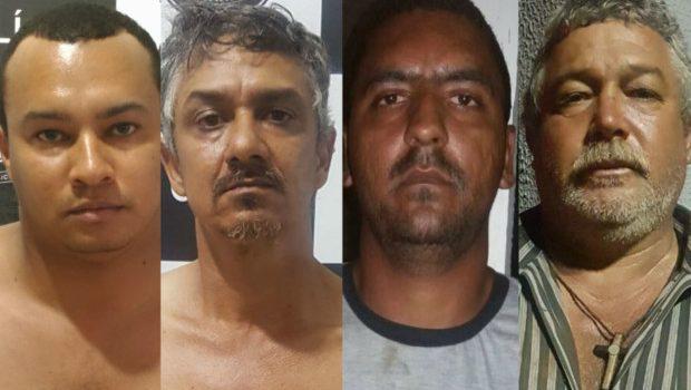 Ação conjunta de polícias de Goiás e MS desarticula quadrilha de furto de gados