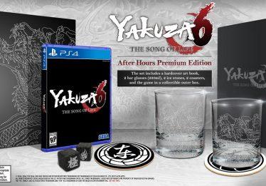 Yakuza 6 deve ser lançado no começo de 2018