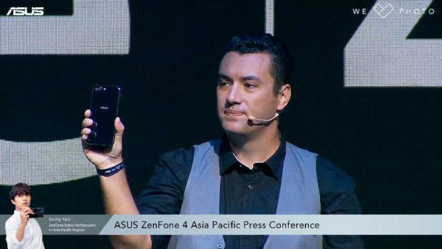 Asus revela Zenfone 4 com seis versões