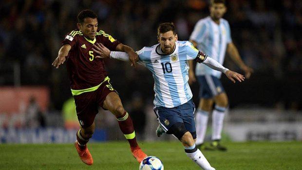 Argentina tropeça contra lanterna e vaga na Copa fica ameaçada