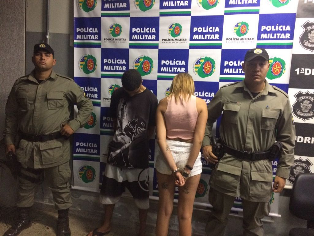 Foragido da Justiça é preso com moto roubada no Residencial JK, em Goiânia