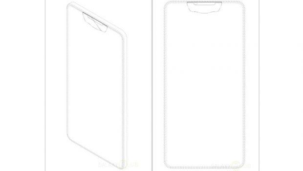 """Samsung registra patente para celular """"completamente sem bordas"""""""