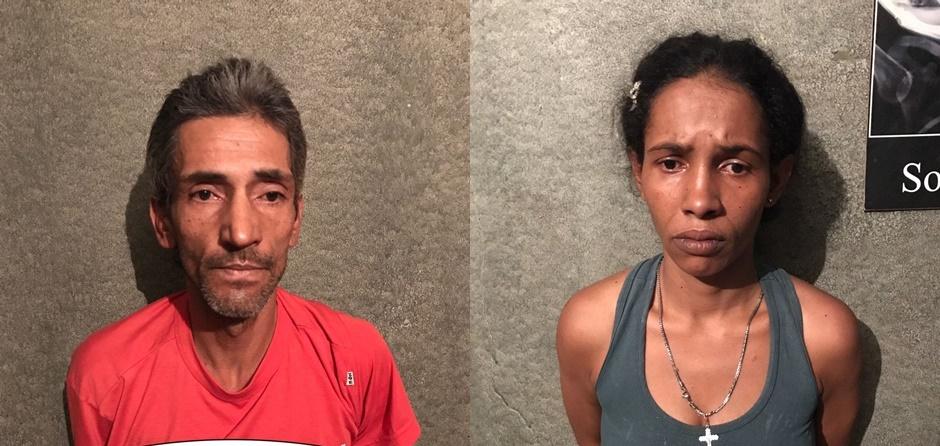 Casal é preso com cerca de 128 quilos de maconha em Aparecida de Goiânia