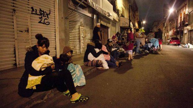 Terremoto de magnitude 8,4 deixa pelo menos cinco mortos no México
