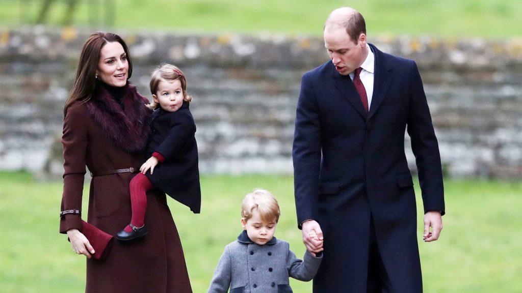 William e Kate serão pais pela 3ª vez, anuncia família real