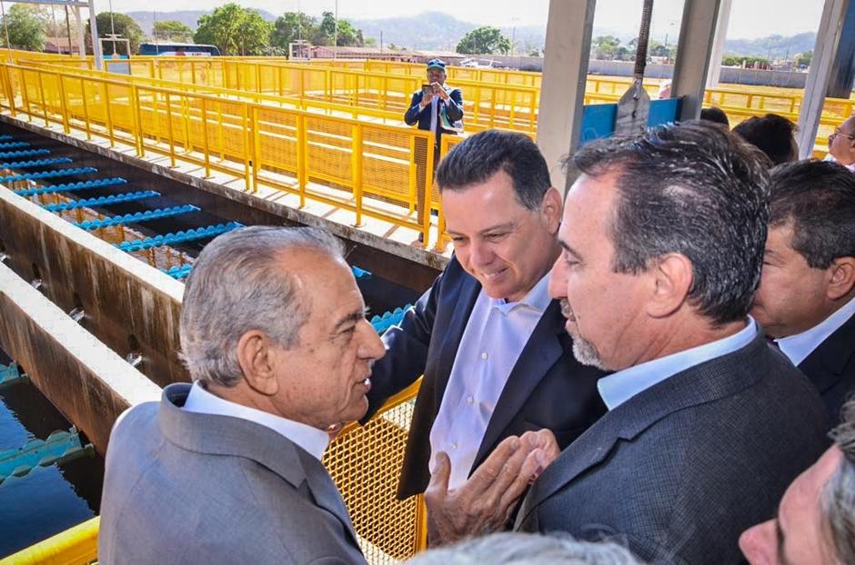 Sistema Produtor Mauro Borges é inaugurado