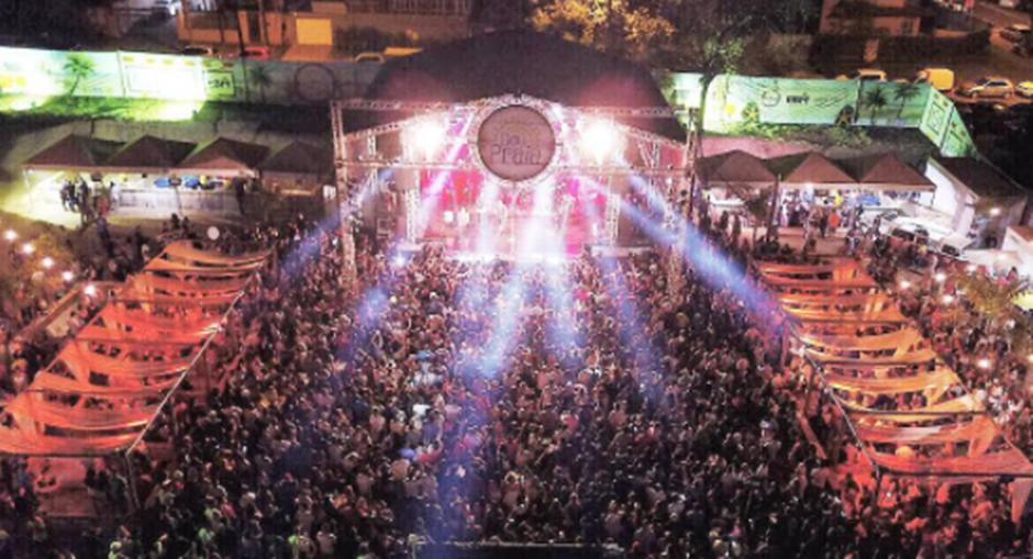 Prefeitura cassa licenças do Deu Praia; evento terminou há um mês