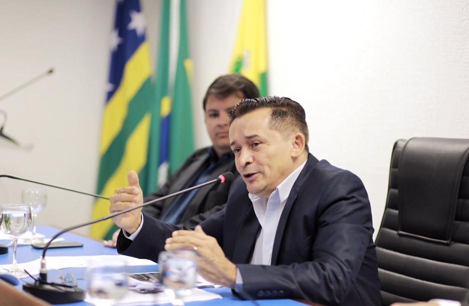Secretário de Meio Ambiente de Aparecida apresenta propostas para diminuir crise hídrica no município