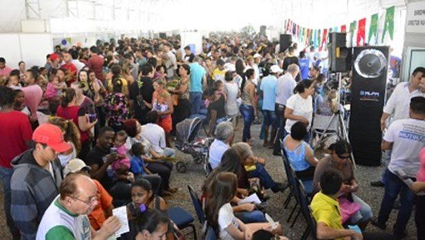 Mais de 30 mil pessoas foram atendidas no Mutirão na região Oeste, diz Prefeitura