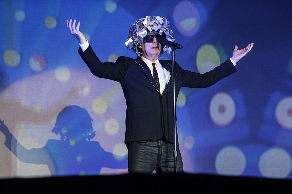 Rock in Rio: Anti-rock do Pet Shop Boys divide público em faixas etárias
