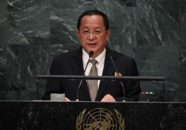 """Coreia do Norte diz que sistema nuclear só será usado como """"última opção"""""""