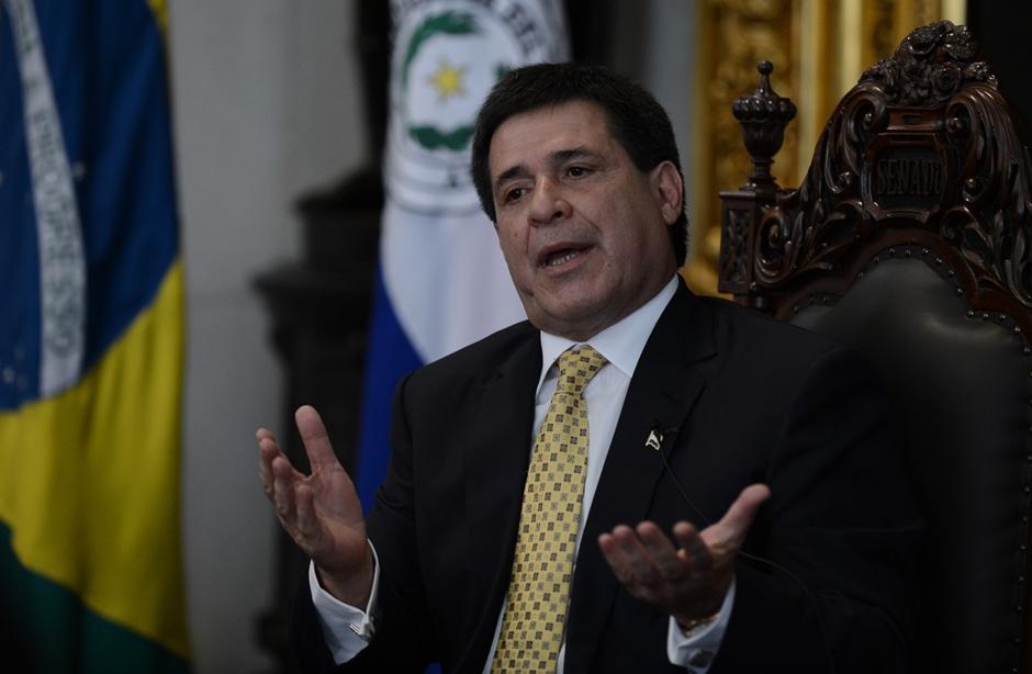 Paraguai acredita que candidatura à Copa do Mundo de 2030 atrairá investimentos