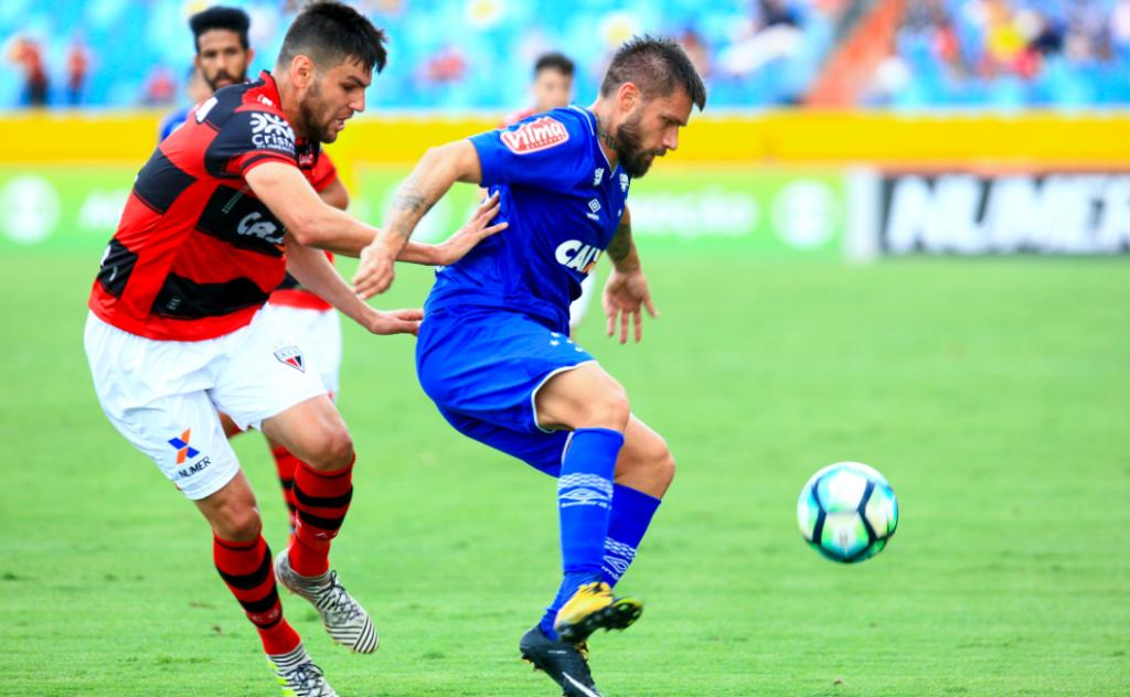 Cruzeiro reserva vence em Goiânia e afunda o Atlético-GO