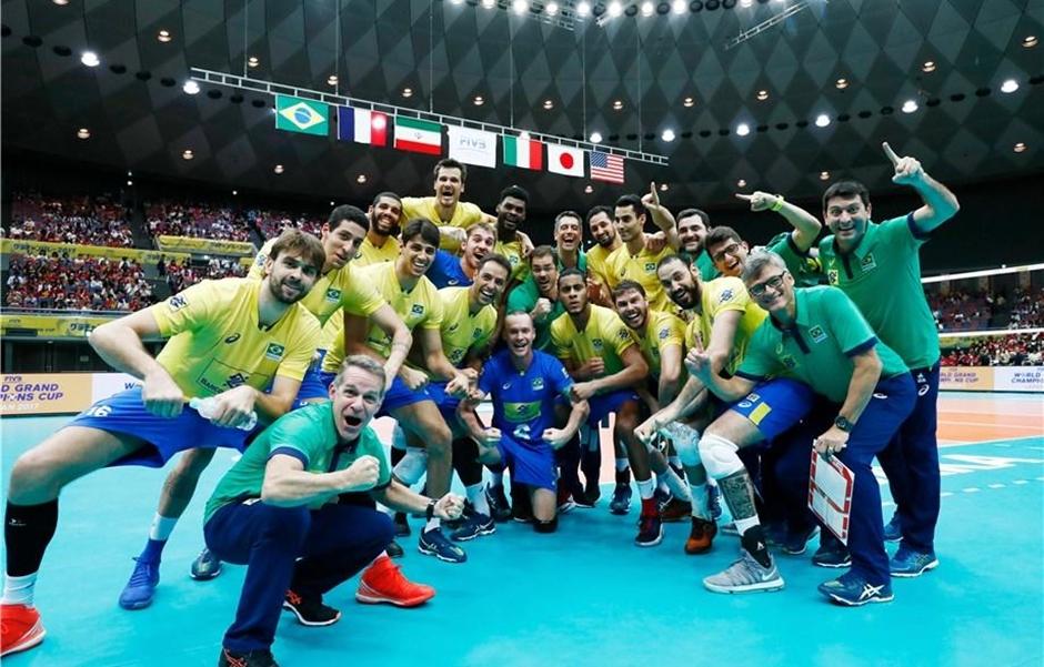 Brasil bate Japão e é tetracampeão da Copa dos Campeões