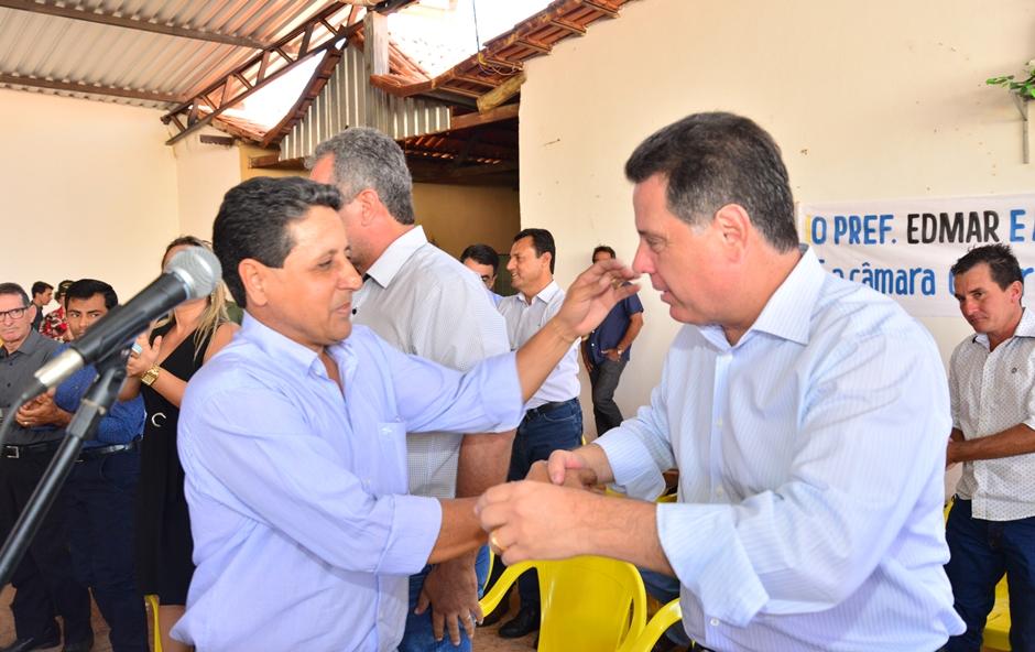 Buriti de Goiás deve receber R$ 1 milhão do governo estadual