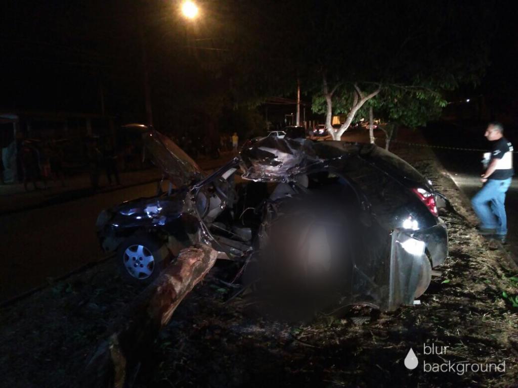 Jovem de 17 anos morre preso a ferragens após acidente no Vera Cruz I, em Goiânia