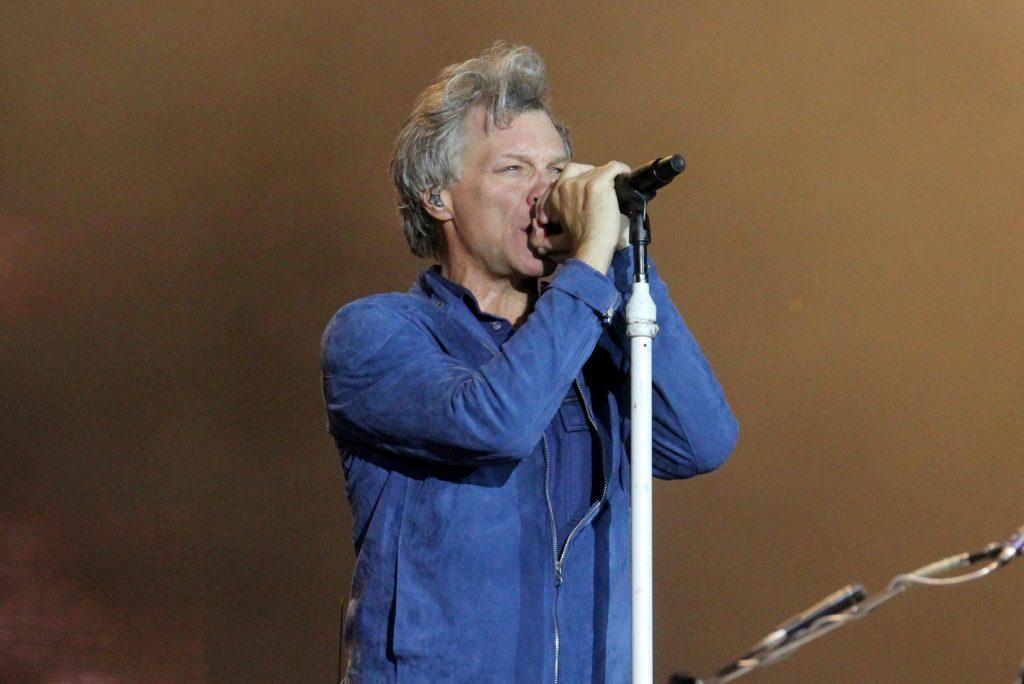 Bon Jovi levanta público no Rock in Rio