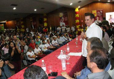 Em congresso do PSB, Vanderlan Cardoso revela disposição para ser candidato em 2018