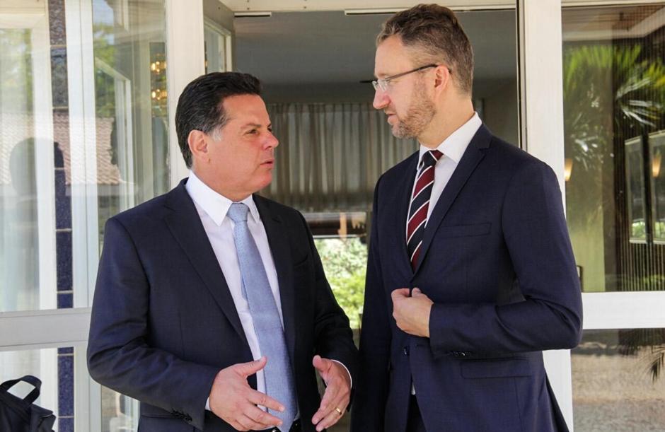 Suécia pode incrementar cooperação com Goiás