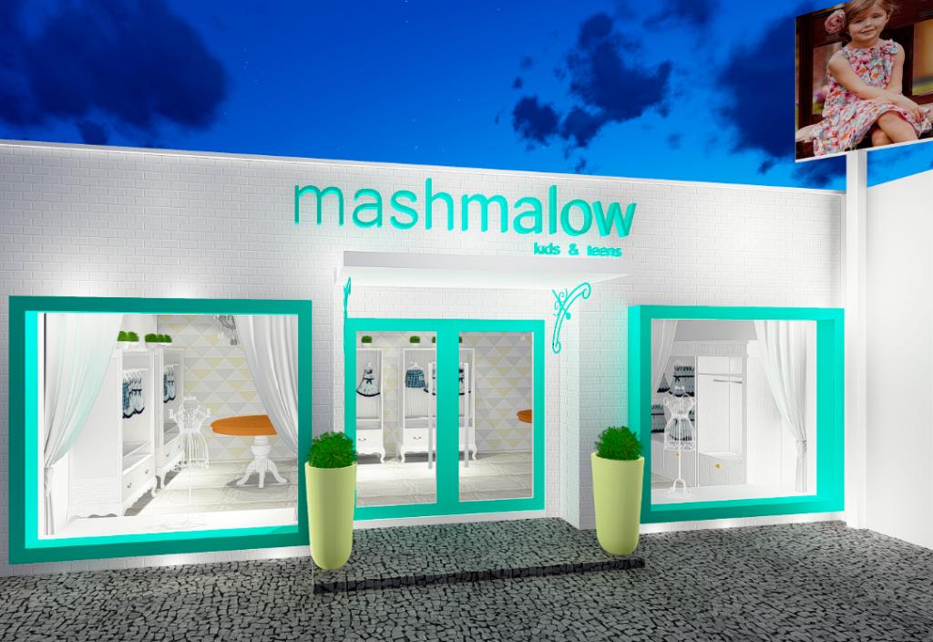 Loja Mashmalow Kids & Teens reinaugura com lançamento da coleção Verão 2018