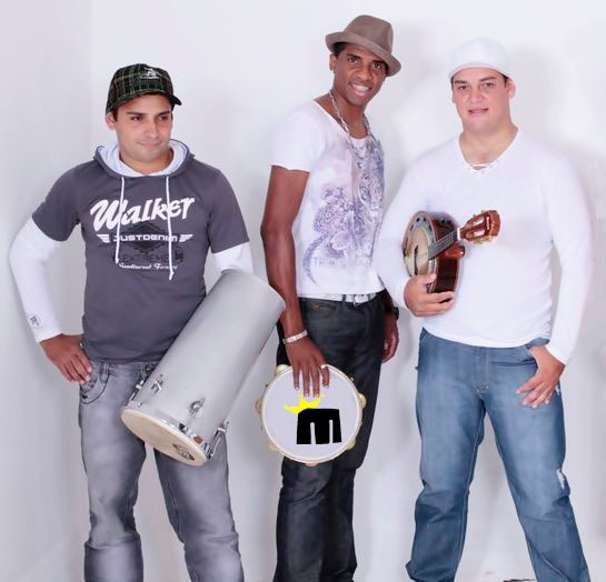 Samba Maioral faz show na terceira edição do Pagode do Bem