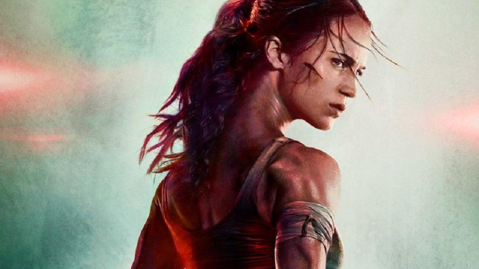'Tomb Raider' ganha primeiro trailer oficial