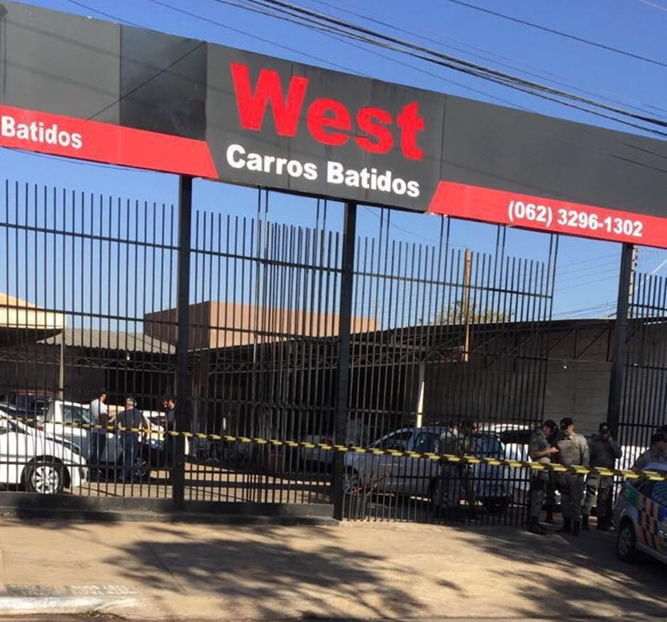 Empresário é executado em garagem de veículos no Residencial Eldorado