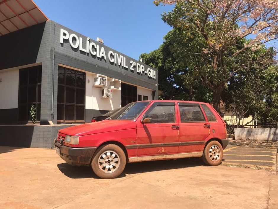 Homem suspeito de feminicídio contra a ex-sogra é preso em Itumbiara