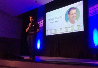 Em evento do Facebook em Goiânia, Thiago Peixoto destaca importância de mundo digital