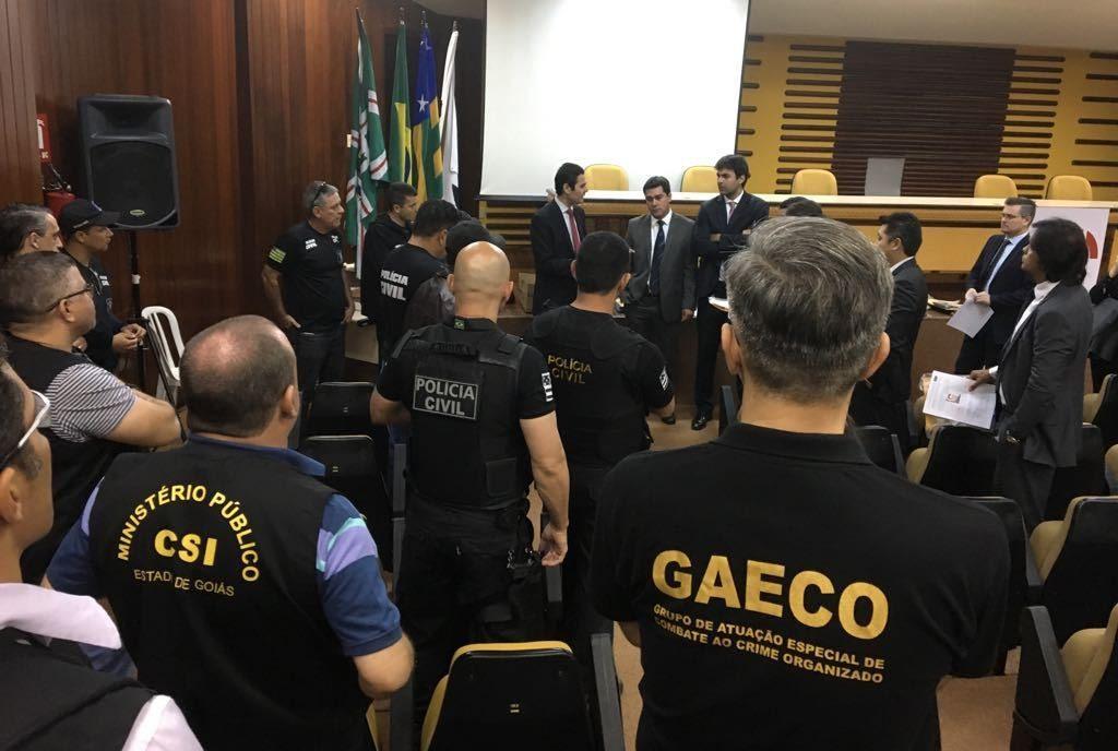 Ministério Público deflagra operação contra pagamento de propina a agentes prisionais