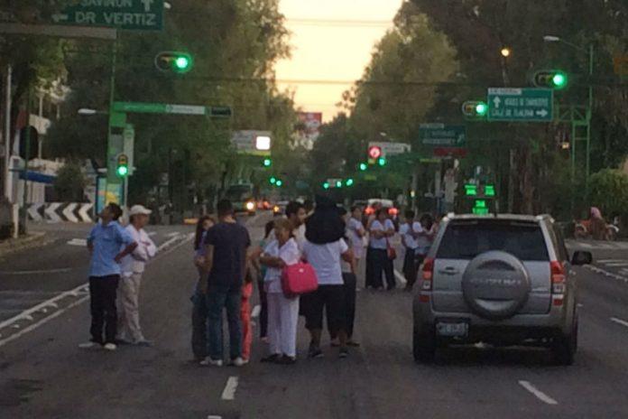 Novo terremoto atinge região central do México neste sábado